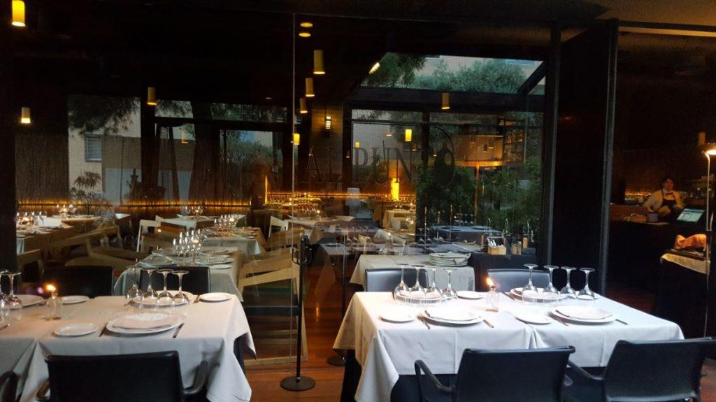 Restaurante El Punto - Exterior
