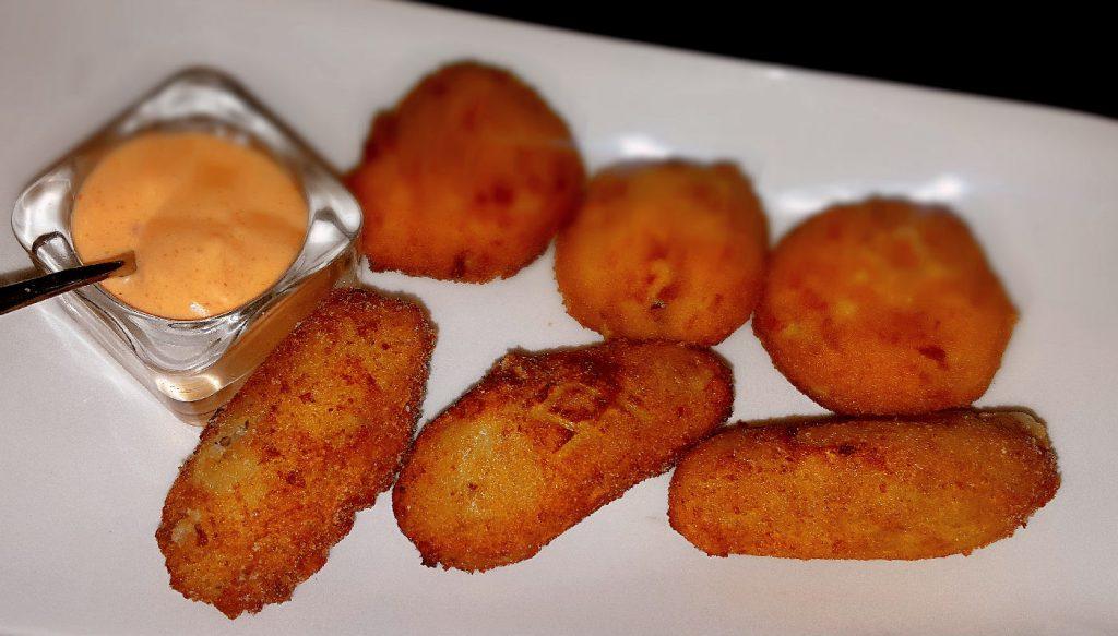 Restaurante La Notaría - Croquetas Caseras