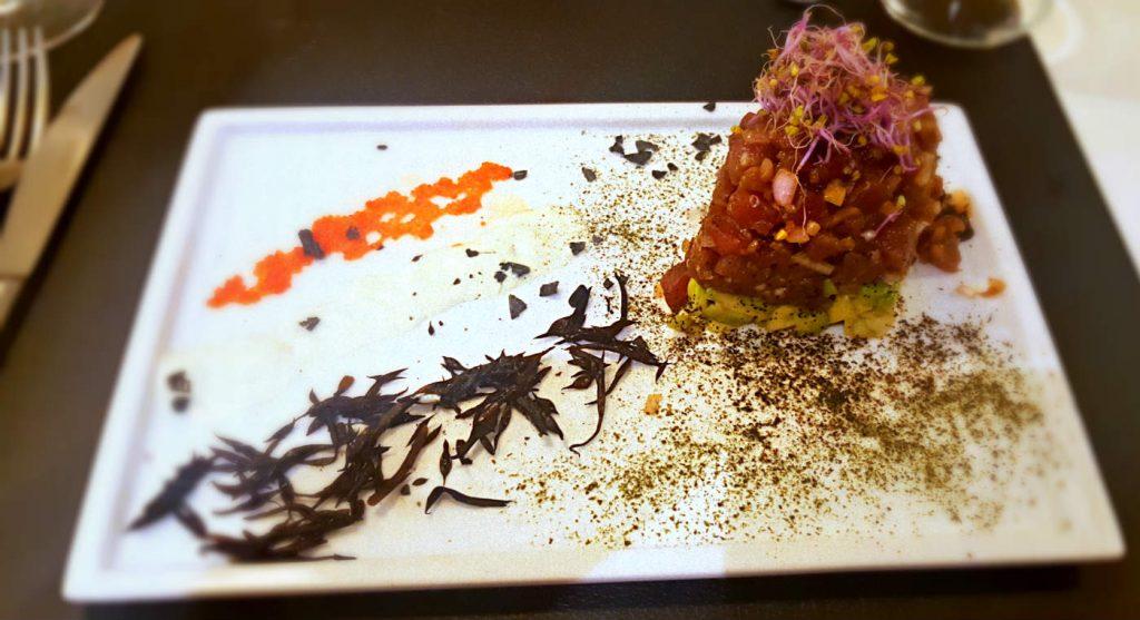 Restaurante La Notaría - Tartar de Atún