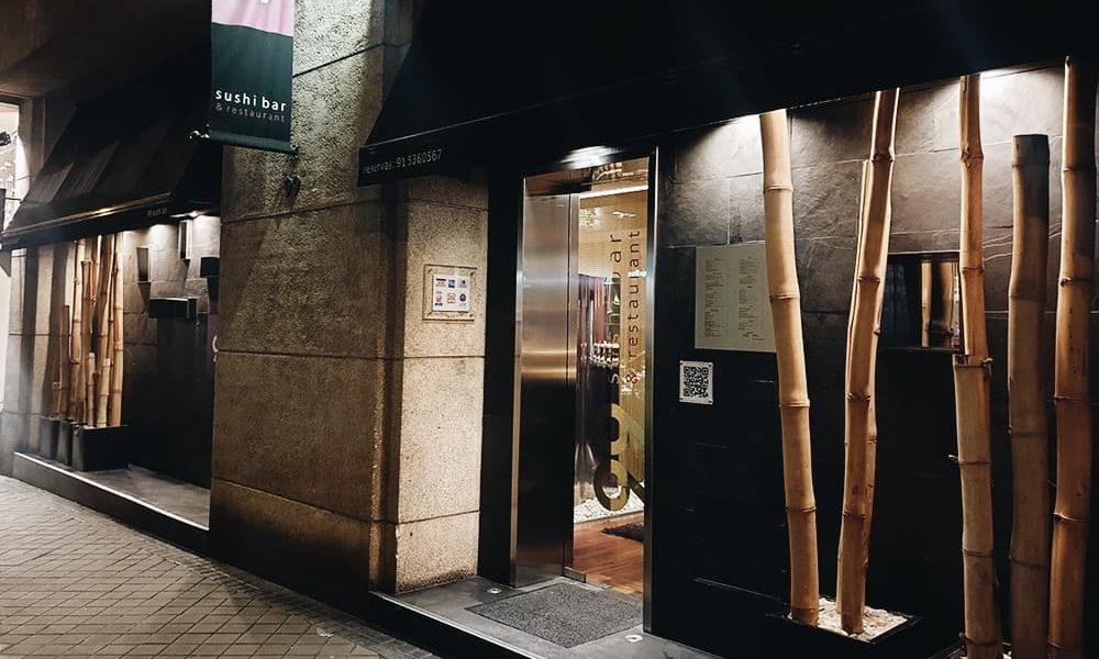 99 Sushi Bar - Exterior