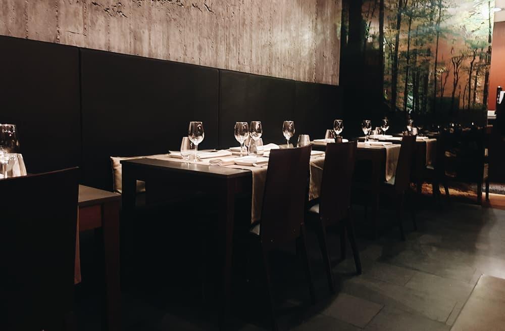 99 Sushi Bar - Interior