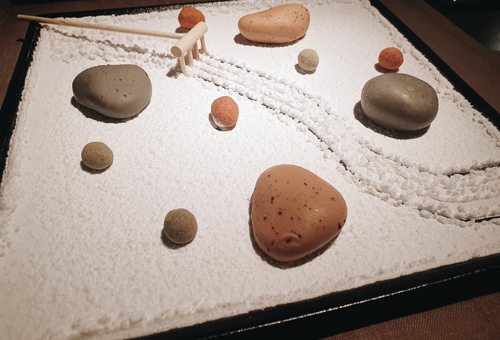 99 Sushi Bar - Jardín Zen