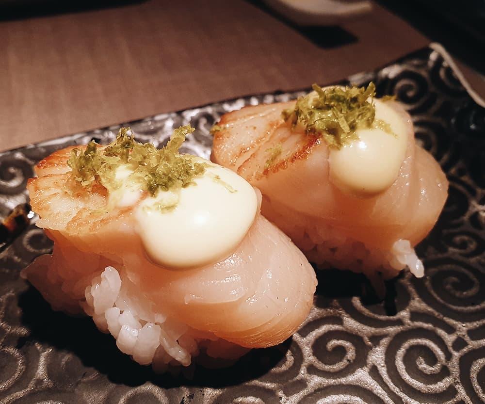 99 Sushi Bar - Nigiri Vieira Templada