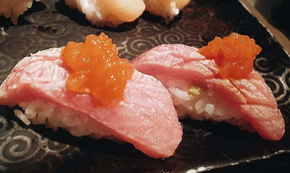 99 Sushi Bar - Nigiri de Toro