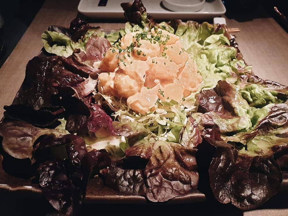 99 Sushi Bar - Tempura Langostino Tigre