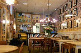 Bar Galleta - Interior