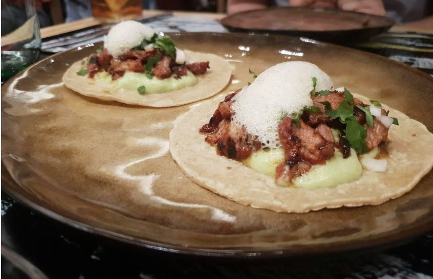 Cantina Roo - Tacos al Pastor