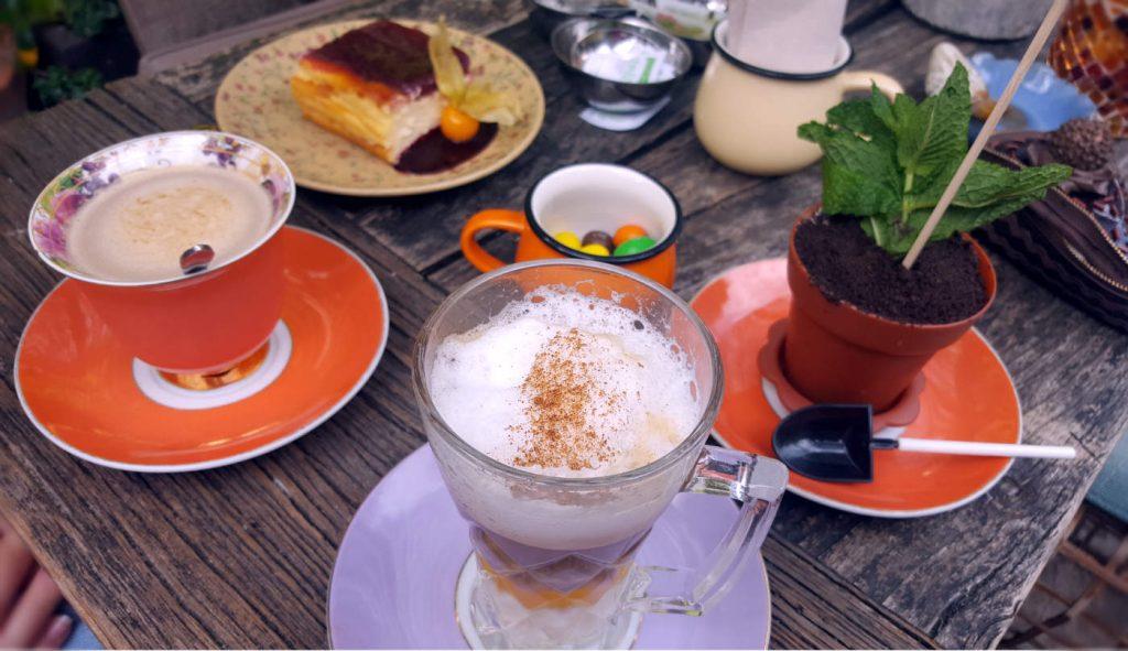 El Jardín Secreto de Salvador Bachiller - El Jardín Secreto y Café Barraquito