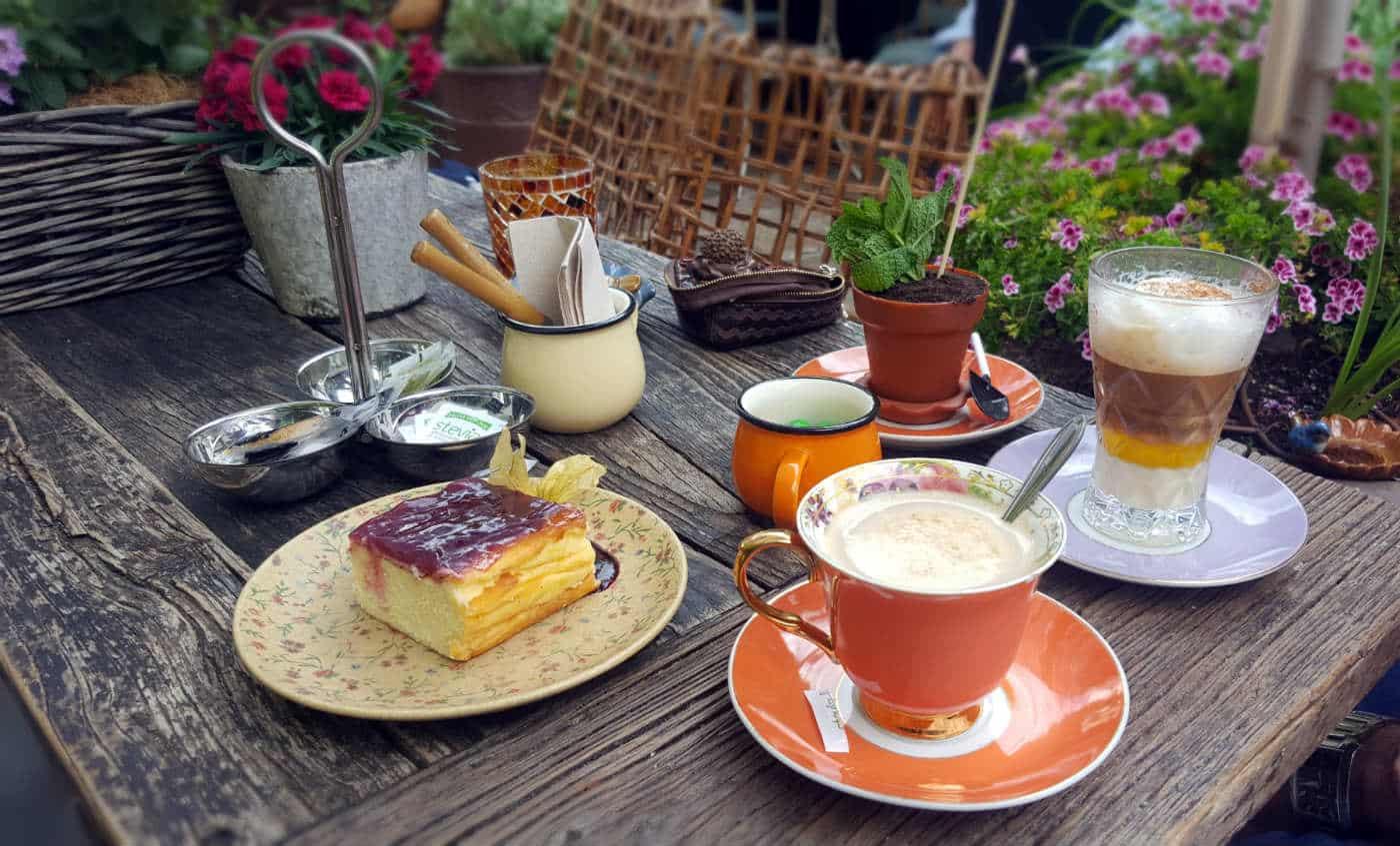 El Jardin Secreto De Salvador Bachiller En Montera The Eating Place