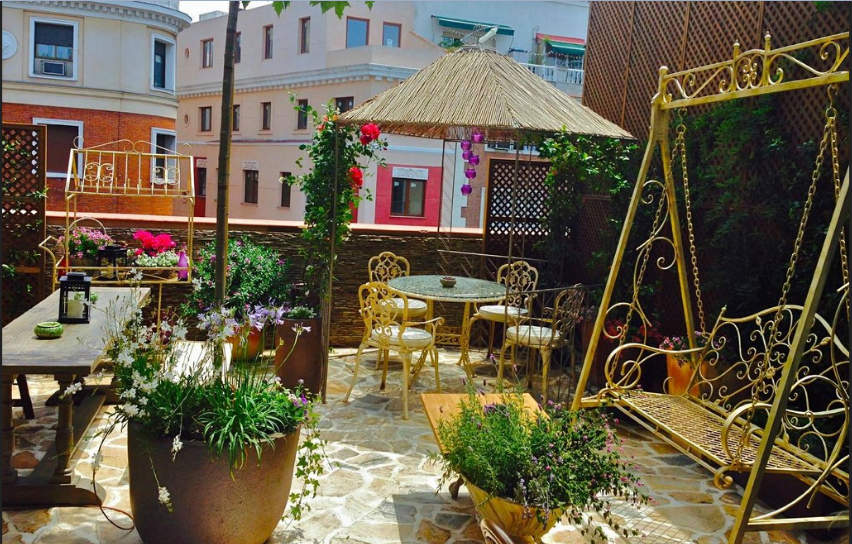 El Jardín Secreto de Salvador Bachiller en Montera - The Eating Place