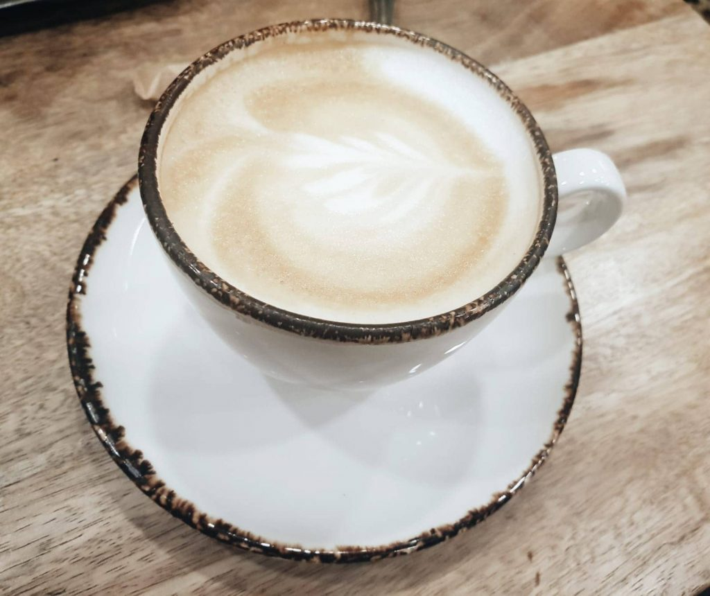 Mama Framboise - Café