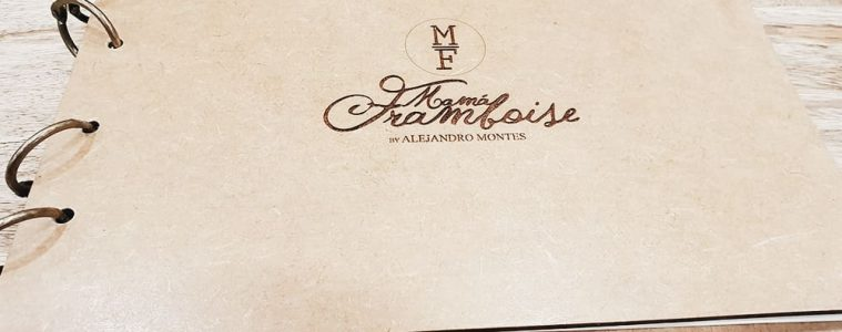 Mama Framboise - Carta