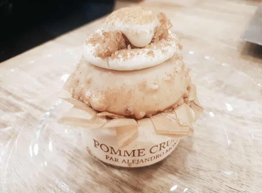 Mama Framboise - Suprème Pomme Crumble