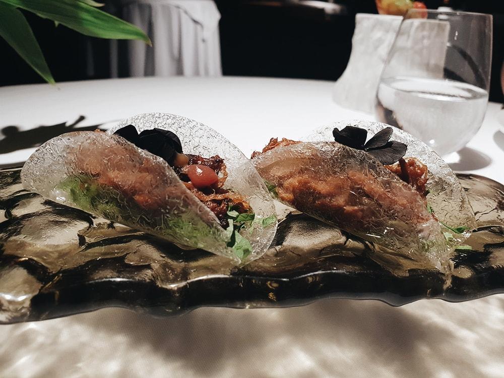 Restaurante 47 Ronin - Tacos de Cristal