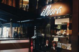Restaurante Álbora - Exterior
