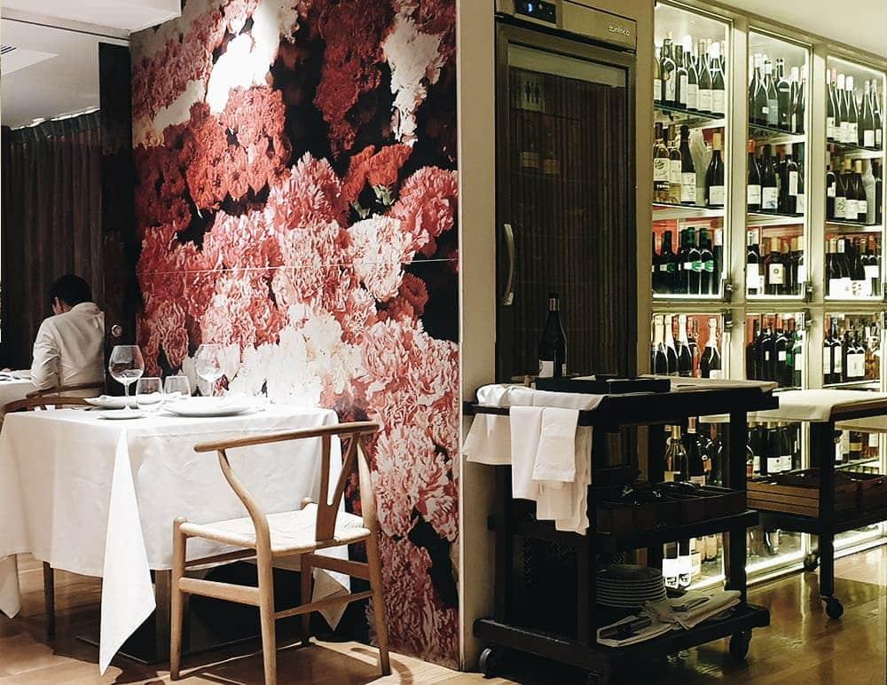 Restaurante Álbora - Interior