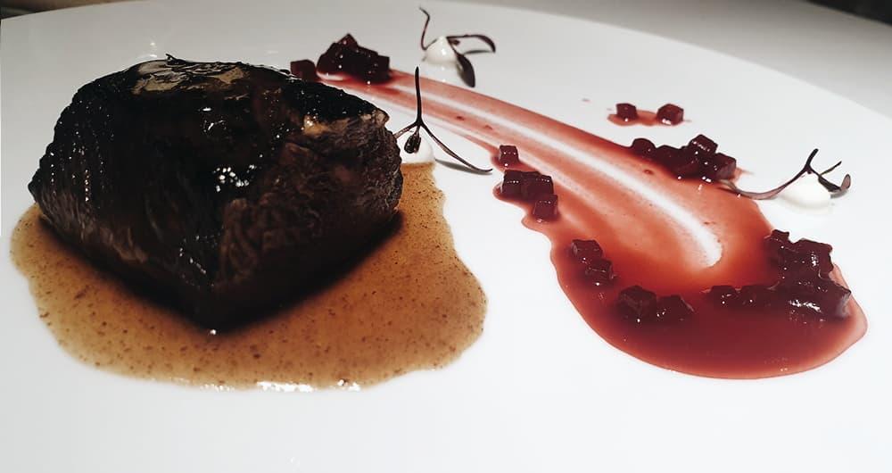 Restaurante Álbora - Lomo de Venado
