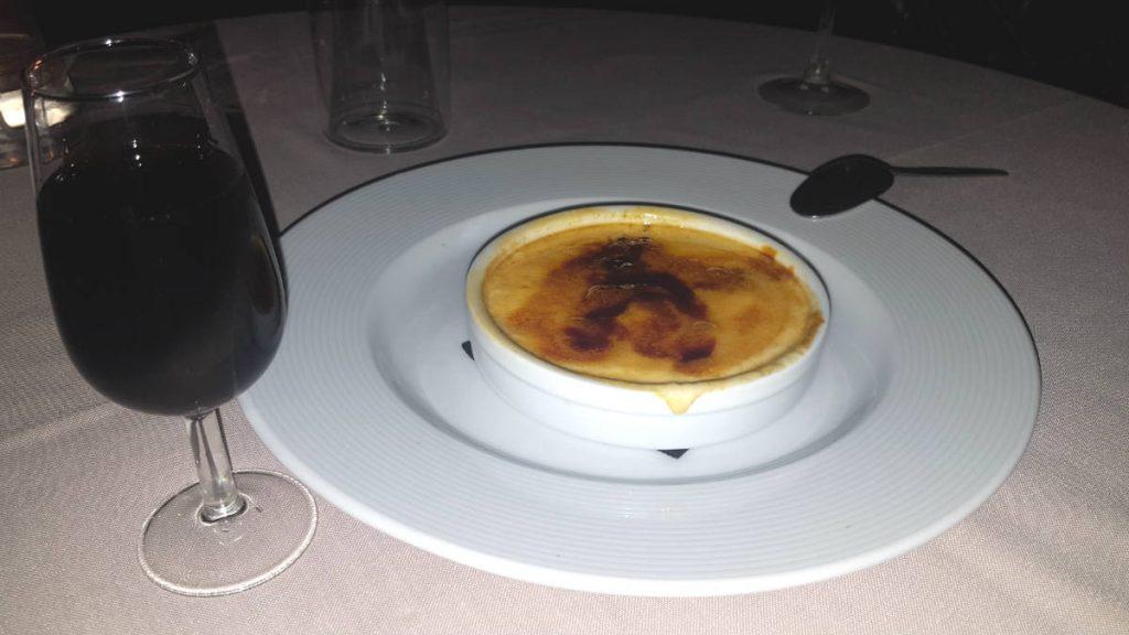 Restaurante Al Punto - Crema Catalana Casera