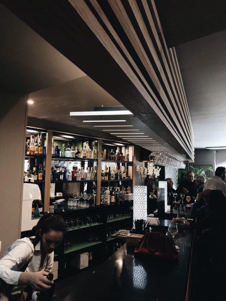 Restaurante Biosfera - Barra