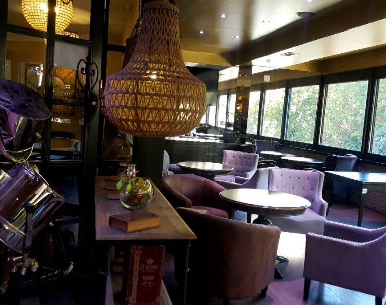 Restaurante Cambridge Soho Club
