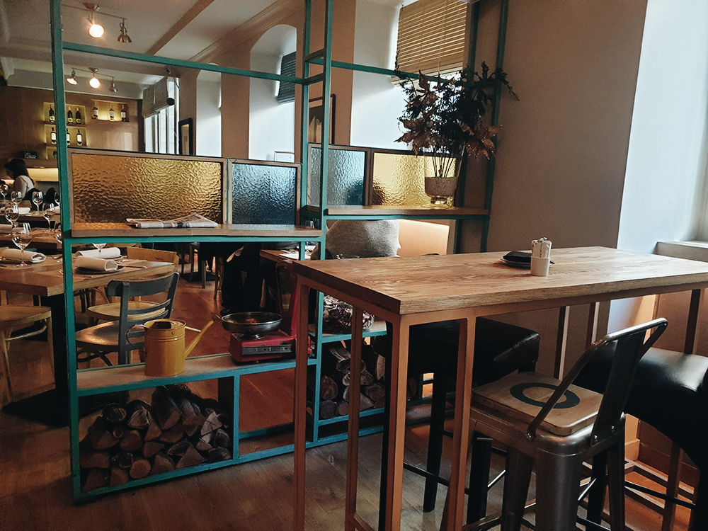 Restaurante Casa Fonzo - Interior