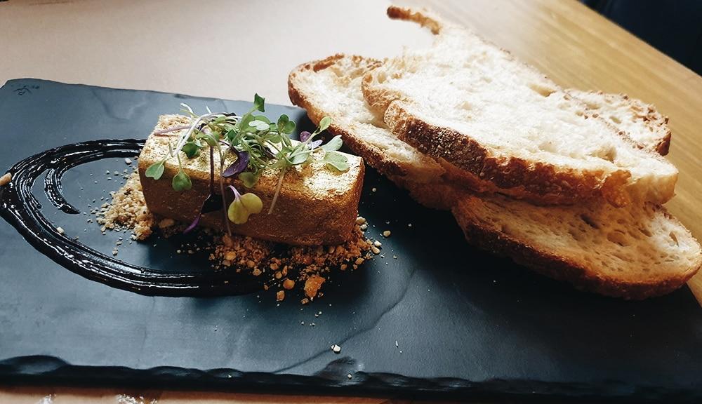 Restaurante Casa Fonzo - Lingote de Foie Mi-Cuit