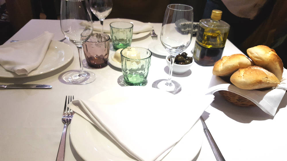 Restaurante Chiquito Riz - Interior