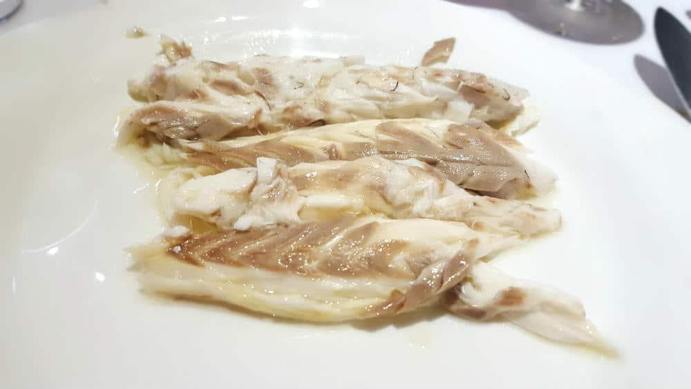 Restaurante Chiquito Riz - Lubina a Sal