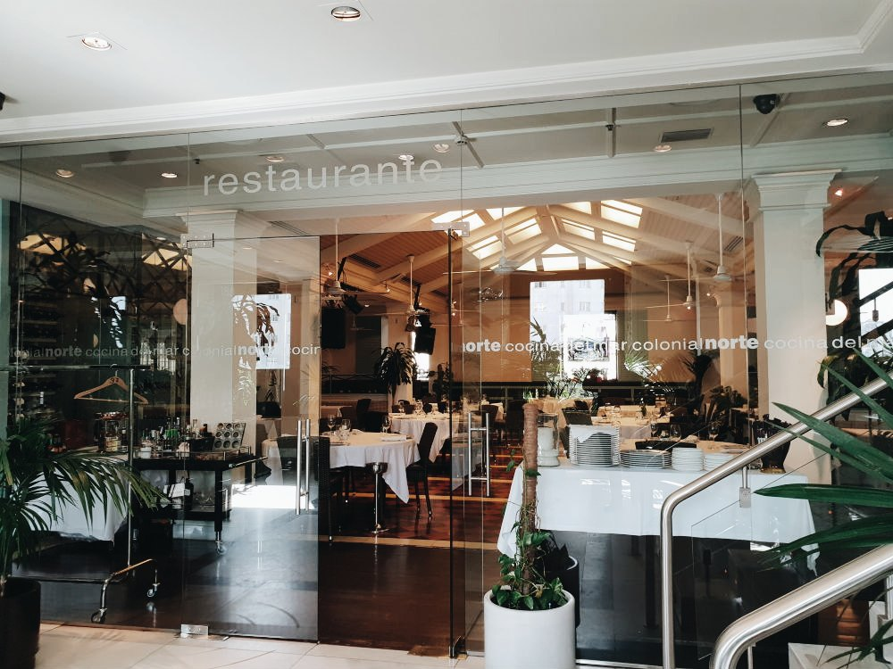 Restaurante Colonial Norte - Exterior
