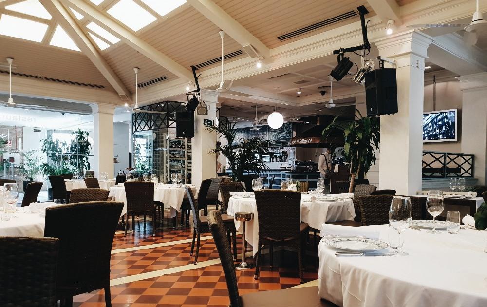 Restaurante Colonial Norte - Interior