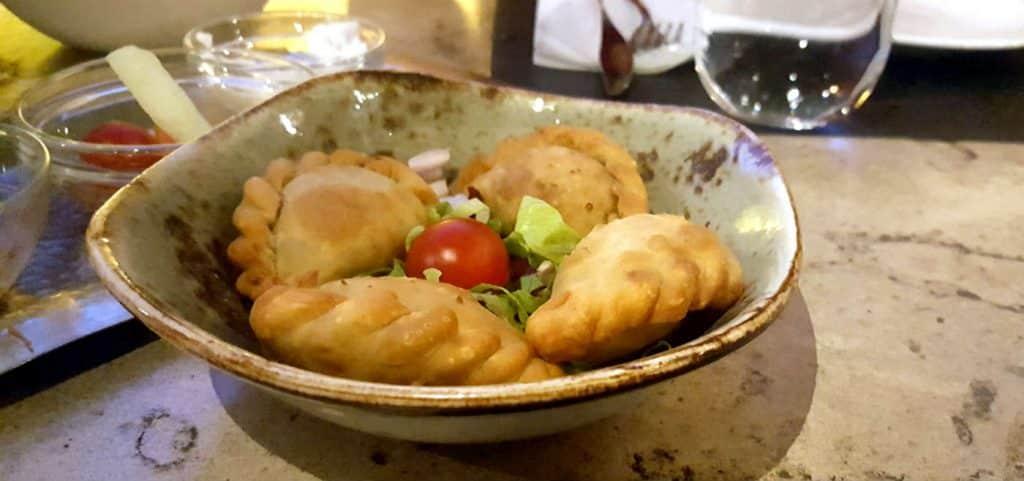 Restaurante Du Liban - Sambousek
