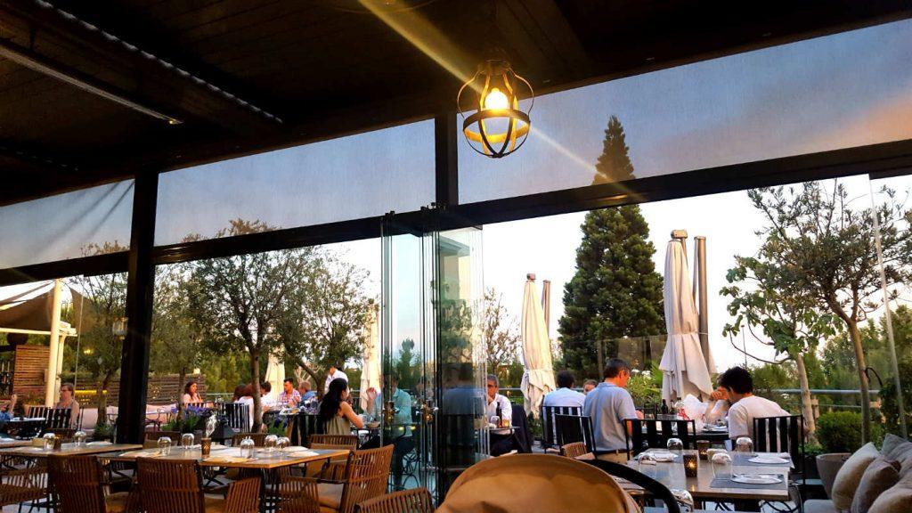 Restaurante Du Liban - Terraza