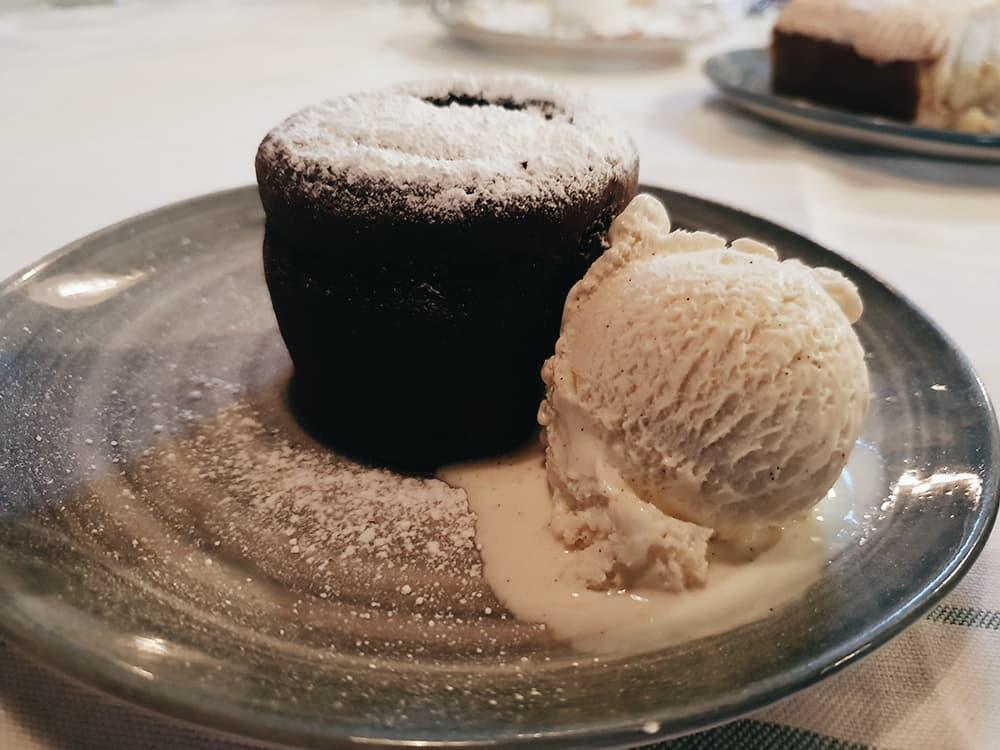 Restaurante Filandón - Chocolate de los más golosos