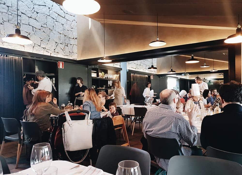 Restaurante Filandón - Interior