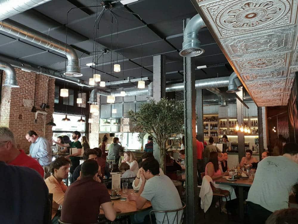 Restaurante Grosso Napoletano - Interior