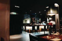 Restaurante Inari - Barra