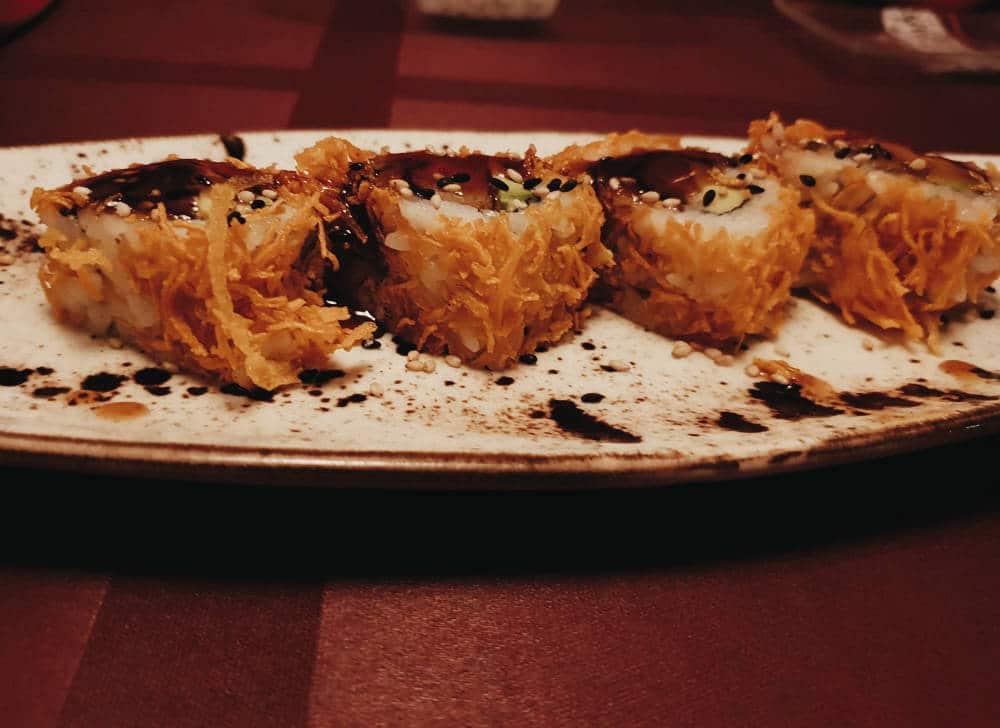 Restaurante Inari - Maki California Especial