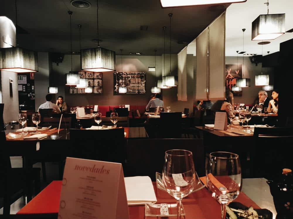 Restaurante Inari - Interior 2