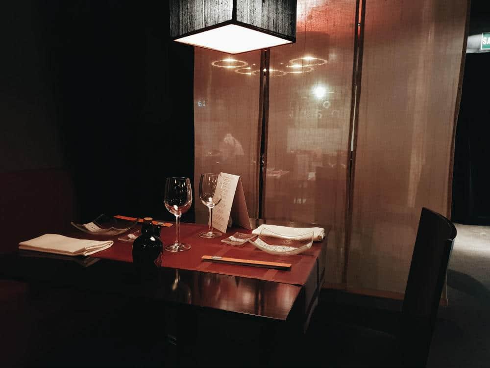 Restaurante Inari - Restaurante Inari - Interior