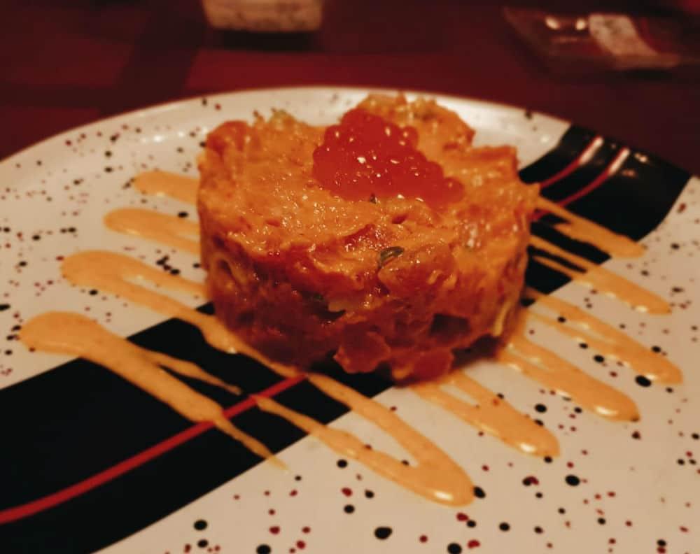 Restaurante Inari - Tartar de Atún