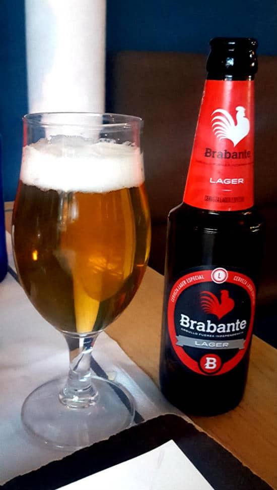 Restaurante La Cabaña Marconi - Cerveza Bravante