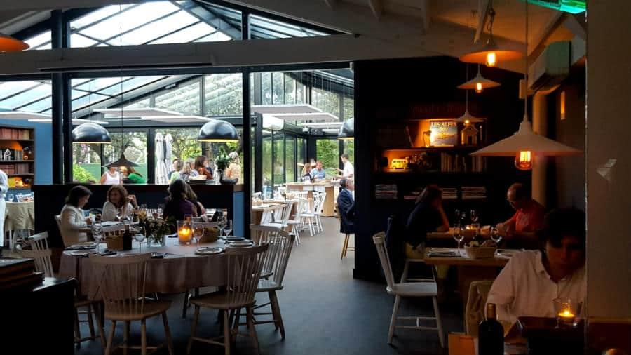 Restaurante La Cabaña Marconi - Interior 2