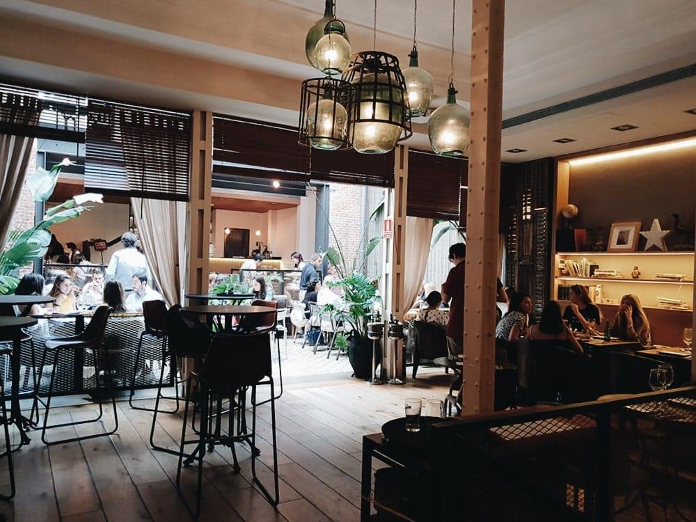 Restaurante La Contraseña - Comedor