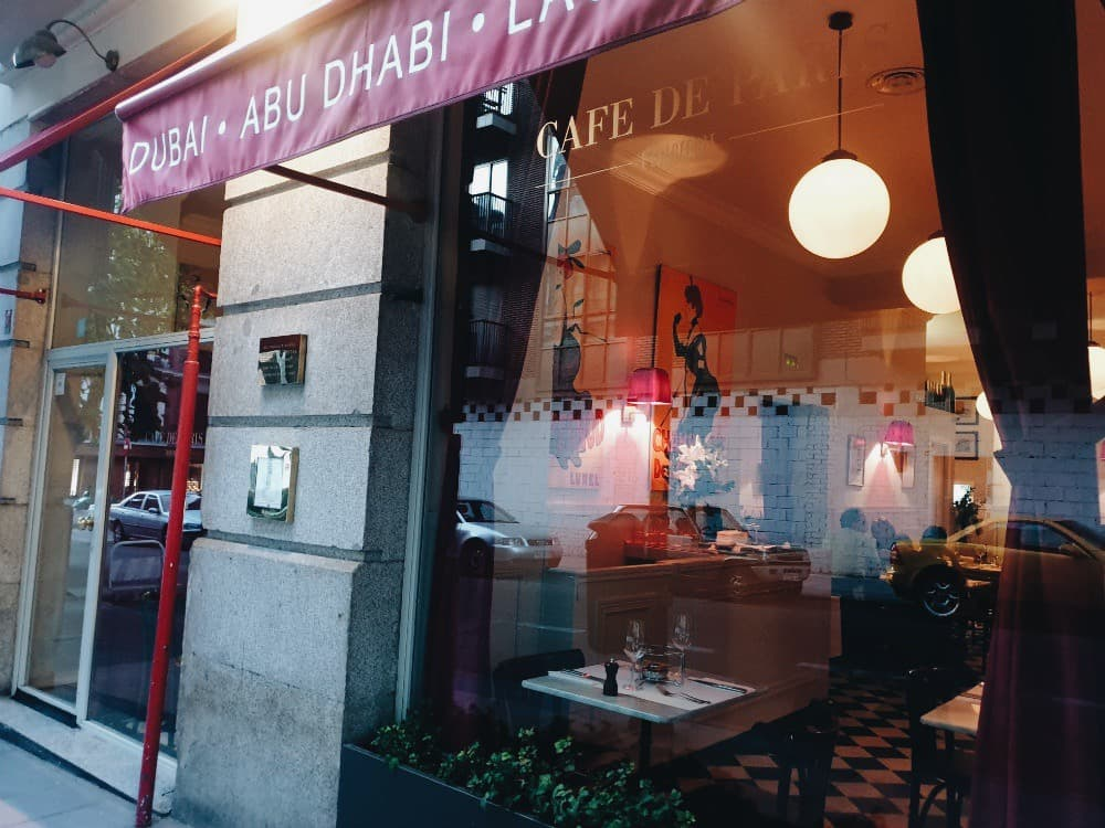 Restaurante L'entrecote Café de París - Exterior