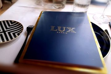 Restaurante Lux Madrid