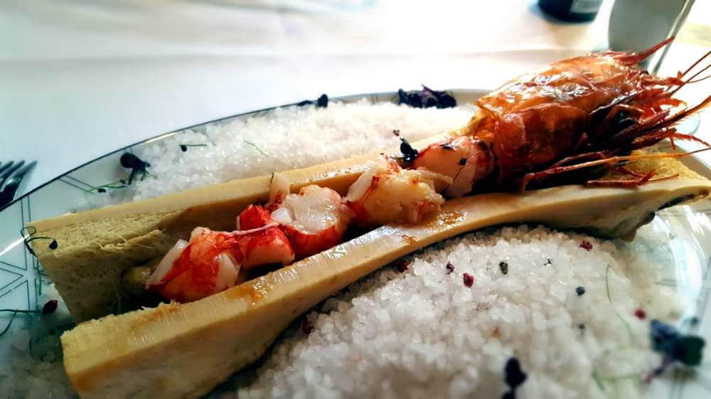 Restaurante Lux Madrid - Carabinero XXL