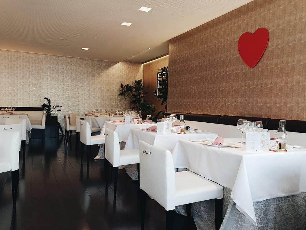 Restaurante M29 - Interior