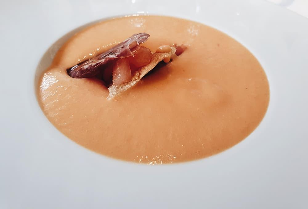 Restaurante M29 - Salmorejo