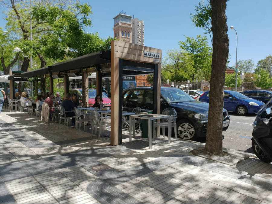 Restaurante Maitake - Exterior