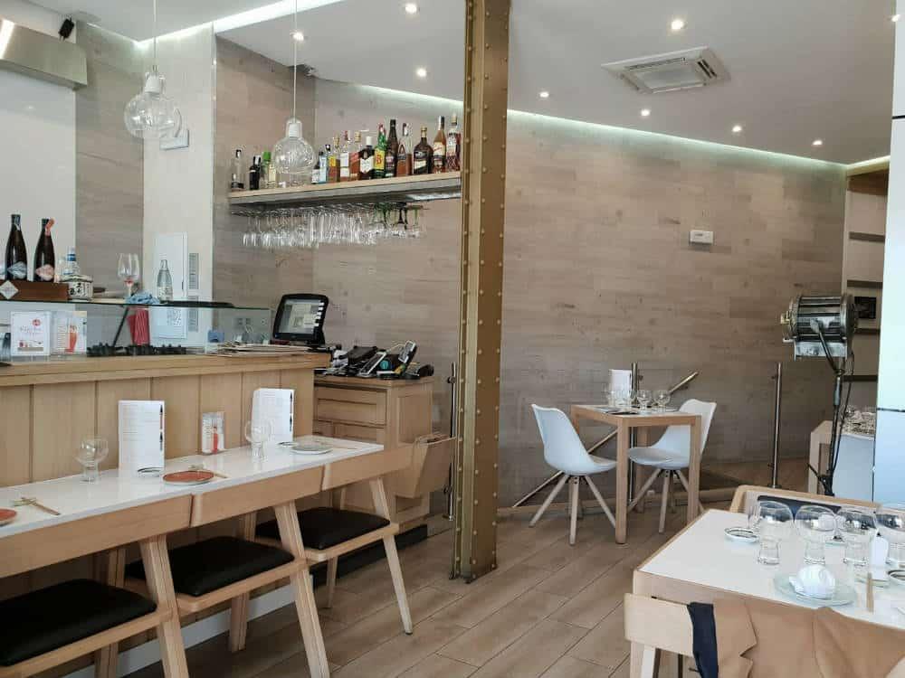 Restaurante Maitake - Interior